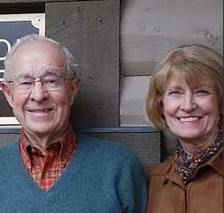 Ian and Nancy Davidson