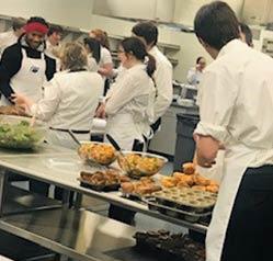 Culinary Arts Department Longfellow Elementary